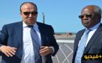 وزير النقل والتجهيز المدغشقري: ما تقوم به مارتشيكا نهضة حقيقية.. زارو: هدفنا أن تستفيد إفريقيا من تجربتنا