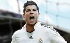 كريستيانو رونالدو سعيد بأول مبارياته مع ريال مدريد