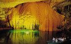 عجائب الدنيا : البحر الميت ومغارة جعيتا ينافسان