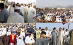 المئات من ساكنة  بني نصار يؤدون صلاة العيد بساحة مولاريس وسط المدينة