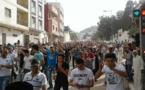 """الأمن يفرق بالقوة """"مسيرة العيد"""".. والمحتجون يعودون من جديد إلى الشارع ويردوون: الموت ولا المذلة"""