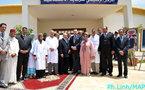 جلالة الملك يدشن المركز الاقليمي للرعاية الاجتماعية بإمزورن