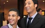 لاعب مغربي مستشاراً للاعلام الرياضي البلجيكي