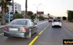 وكالة مارتشيكا توسع مدخل المدينة وتجنب الناظور الإزدحام المروري خلال الصيف