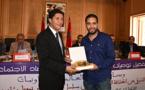 بعيوي  يشرف على توقيع اتفاقيات دعم التعاونيات بجهة الشرق