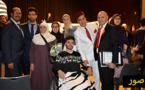 تكريم ماسين وبلعوش وأجرطي في حفل إستقبال وليد أمعنكف بدوزلدرف