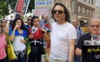 """فنانون يشاركون في مسيرة التضامن مع """"حراك الريف"""" بدوسلدورف الألمانية"""