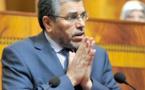 هذا ما قاله وزير حقوق الإنسان المصطفى الرميد بغضب تعليقا على فيديو الزفزافي عاريا