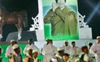 المغرب يقاطع إحتفال القذافي بثورته بسبب حضور زعيم الانفصاليين