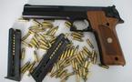 اكتشاف مسدّس بباب إحدى الحانات يحيّر شرطة فاس