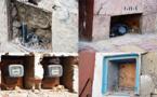 بالصور.. سرقة عدد من الغطاءات الخاصة بعدادات الكهرباء والماء بمجموعة من أحياء الناظور