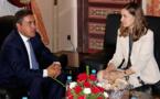 رئيس المجلس الاقليمي للناظور يستقبل القنصل العام للمملكة الاسبانية