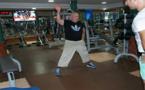 صور البرلماني السابق أبرشان وهو يمارس الرياضة تثير رواد الفايس بوك
