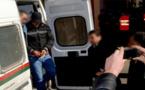 اعتقال مواطن سيرلانكي بمعبر باريو تشينو حاول الدخول الى مليلية بهذه الطريقة
