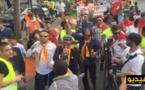 نشطاء أوروبا يخرجون بباريس تضامنا مع الريف ويطالبون بإطلاق سراح المعتقلين