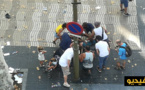فيديو من قلب مستشفيات برشلونة يكشف الوضعية الصحية للضحايا المغاربة في هجوم برشلونة