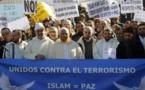 مسلمو إسبانيا ضمن وقفة بمدريد: كلنا ضد الإرهاب وإنهم لا يمثلوننا