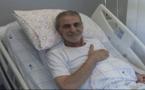 الفنان ميمون الوجدي ينقل الى المستشفى اثر أزمة صحية