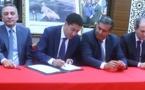 أزيد من 50 اتفاقية شراكة أبرمها مجلس جهة الشرق بقيمة مالية تفوق 11896.86 مليون درهم
