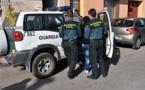 مثير.. إعتقال مغربيين بإسبانيا عثرت عناصر الحرس المدني على مهاجريين سريين داخل سيارتهما