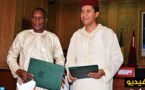بعيوي يتعهد بتخصيص فضاء للجهات الإفريقية الموقعة على اتفاقيات الشراكة بتكنوبول وجدة