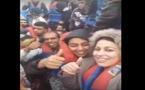 """فيديو جديد لـ""""حراكة"""" مغاربة ضمنهم نساء"""