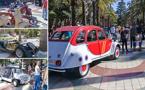 مليلية.. معرض للسيارات القديمة يستقطب المئات من الزوار في اليوم الأول لإفتتاحه