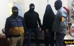 بالصور والفيديو.. هكذا تم إلقاء القبض على 4 دواعش كانوا يخططون لأعمال إرهابية بفاس