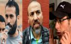 الأبلق وجلول و أحمجيق يعلقون إضرابهم عن الطعام