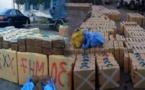 بينها الـ 12 طن المحجوزة بالدريوش.. ضبط حوالي 200 طن من المخدرات منذ مطلع العام الجاري