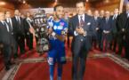 الرجاء البيضاوي يتوج بلقب كأس العرش على حساب الدفاع الجديدي