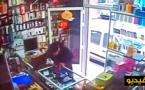 سرقة داخل محل للهواتف بالناظور