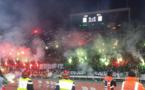 تسجيل اصابات في صفوف الجمهور اثر انهيار سياج حديدي قبل نهائي كأس العرش
