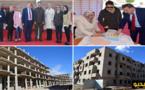 الدريوش.. مؤسسة العمران تفتتح أروقة لتقريب منتجاتها ومشاريعها السكنية لساكنة وموظفي الإقليم