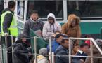 البحرية الاسبانية تعترض قاربا على متنه 53 مهاجرا سريا مغربيا بينهم 8 قاصرين