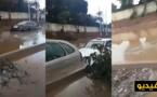 بالفيديو.. أكبر مدينة في المغرب تغرق في السيول بعد ساعات قليلة من الأمطار