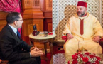 الملك يهنئ سعد الدين العثماني بمناسبة انتخابه امينا عاما لحزب المصباح ويشيد بسلفه عبد الإله بنكيران