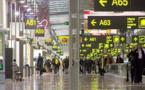 إلغاء أزيد من 80 رحلة جوية من والى مطار بروكسل بسبب رداءة الطقس