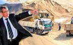 حقوقيو الناظور يفجرون فضيحة رصد خروقات خطيرة في استغلال مقالع رمال رأس الماء وسط صمت العمالة