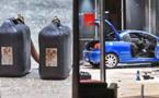 بالفيديو.. سيارة ملغومة بأسطوانات البنزين وعبوات الغاز تهاجم مقرا لحزب ألماني