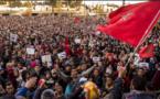 حراك جرادة.. المتظاهرون ينتظرون وعود الحكومة ويعدون لبرنامج نضالي مطول