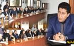 تماشيا وسياسة التواصل.. رئيس مجلس جهة الشرق يجتمع مع أعضاء جماعة احفير وفعاليات المجتمع المدني