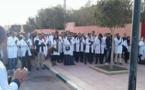 """الاساتذة المتعاقدين بجهة الشرق يشهرون ورقة """"الاحتجاج و المقاطعة"""" في وجه الوزارة"""