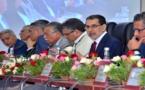 هؤلاء هم الوزراء الذين رافقوا رئيس الحكومة للقاء التواصلي مع منتخبي جهة الشرق