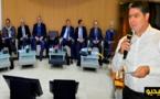 """الفتاحي يستعرض أمام الوفد الحكومي """"معضلات"""" التنمية بإقليم الدريوش ويدعوا للتفاعل مع مطالب الساكنة"""