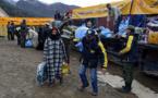 موجة البرد .. استفادة حوالي  52 ألف عائلة بالحسيمة ومناطق أخرى من مواد غذائية وأغطية