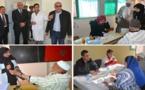 أزيد من 1000 مستفيد.. عمالة الدريوش ومندوبية الصحة تنظمان أكبر قافلة طبية لساكنة جماعة إجرماوس