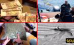 تفكيك شبكة خطيرة لتهريب المخدرات من المغرب نحو إسبانيا واعتقال 16 متورطا وحجز أسلحة ومبالغ مالية مهمة