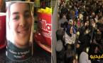 مئات المغاربة والاجانب يقيمون تأبينا لطفل مغربي توفي اثر حريق اندلع في عمارة بميلانو الايطالية