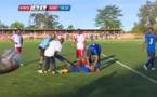 وفاة لاعب كرة قدم مباشرة بعد تسجيله هدف خرافي